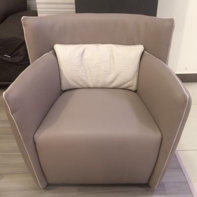 кресло с подушкой италия Тulip