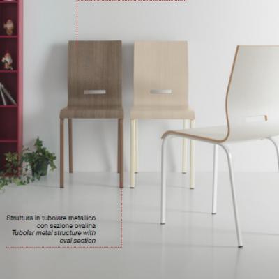 итальянские стулья Chair Lia