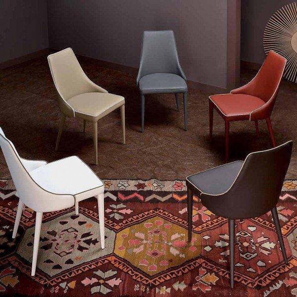 итальянские стулья SHANTAL