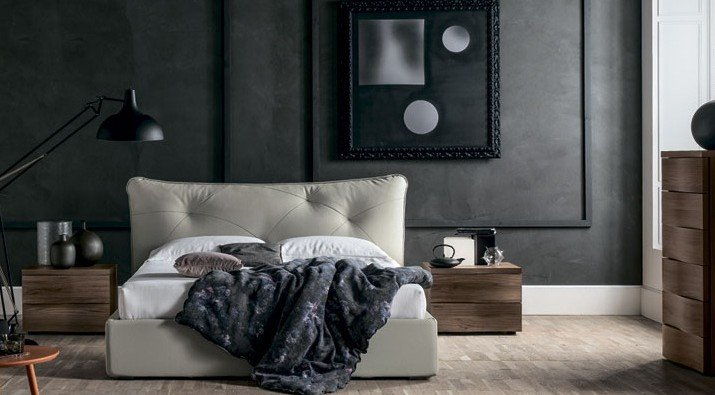 итальянские спальни в ITM