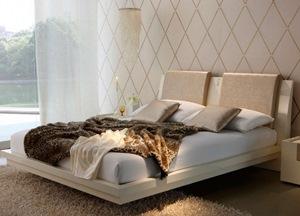 итальянская кровать Rossetto Armobil в интерьере