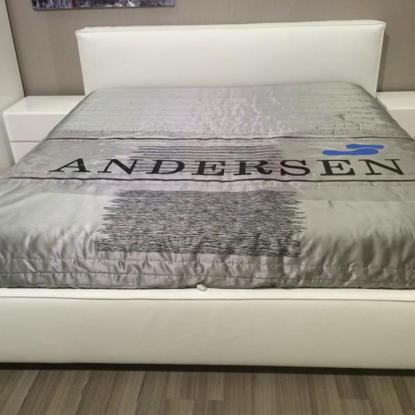 кровать италия белая Andersen