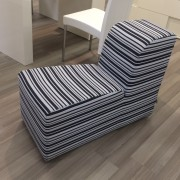 итальянское кресло полоса-2