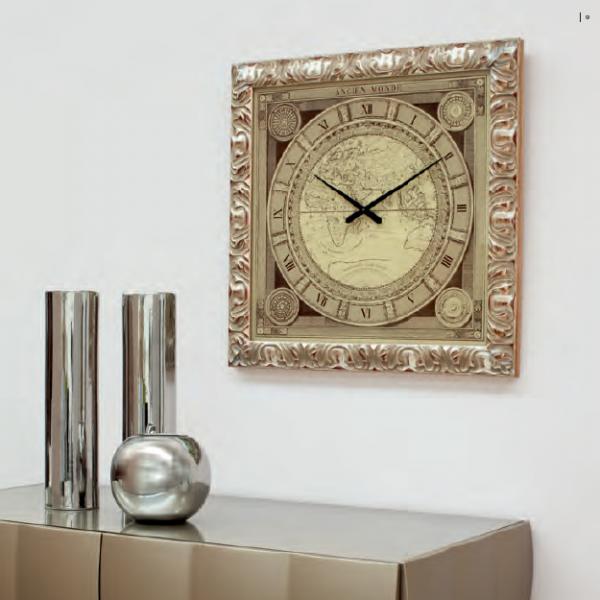 итальянские часы позолота