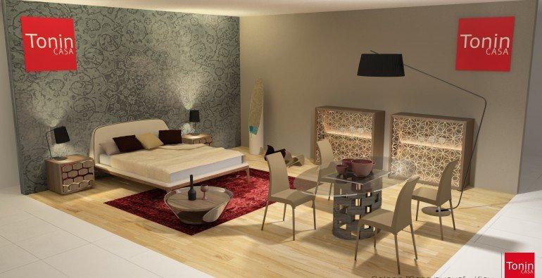 итальянская гостиная Tonin Casa