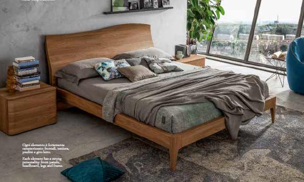 итальянские двуспальные кровати-2