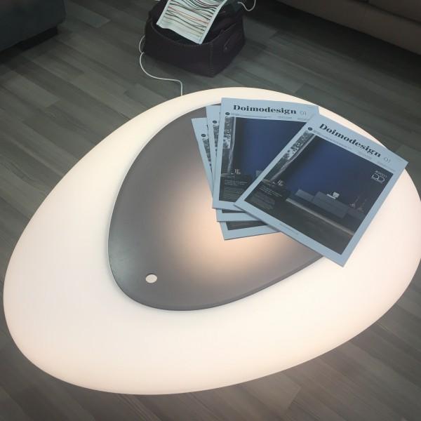журнальный светящийся столик из Италии-2